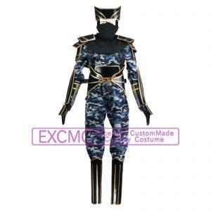 戦国BASARA2,猿飛佐助,第弐衣装,コスプレ衣装