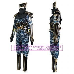戦国BASARA2,猿飛佐助,第弐衣装,コスプレ衣装1