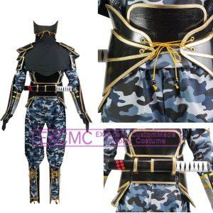 戦国BASARA2,猿飛佐助,第弐衣装,コスプレ衣装2