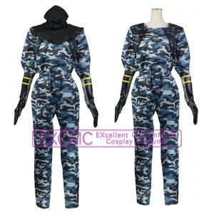 戦国BASARA2,猿飛佐助,第弐衣装,コスプレ衣装3