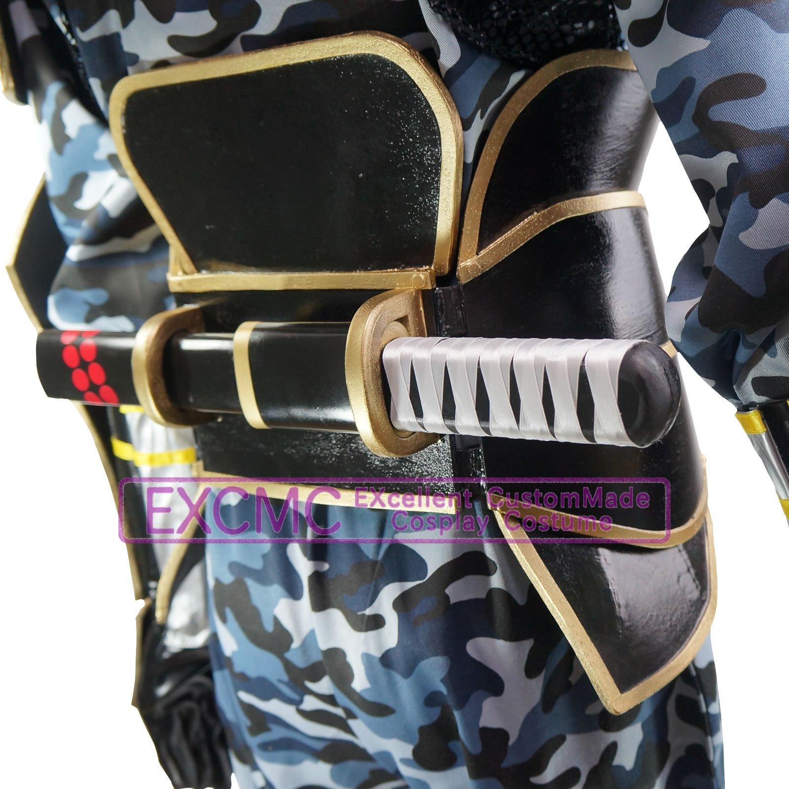 戦国BASARA2,猿飛佐助,第弐衣装,コスプレ衣装7