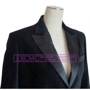 007 カジノ・ロワイヤル ル・シッフル 風 コスプレ衣装4