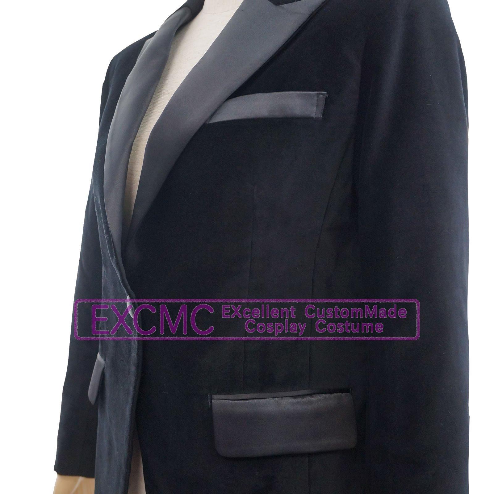 007 カジノ・ロワイヤル ル・シッフル 風 コスプレ衣装5