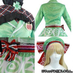 Wonderland Wars(ワンダーランドウォーズ) リン 風 コスプレ衣装4