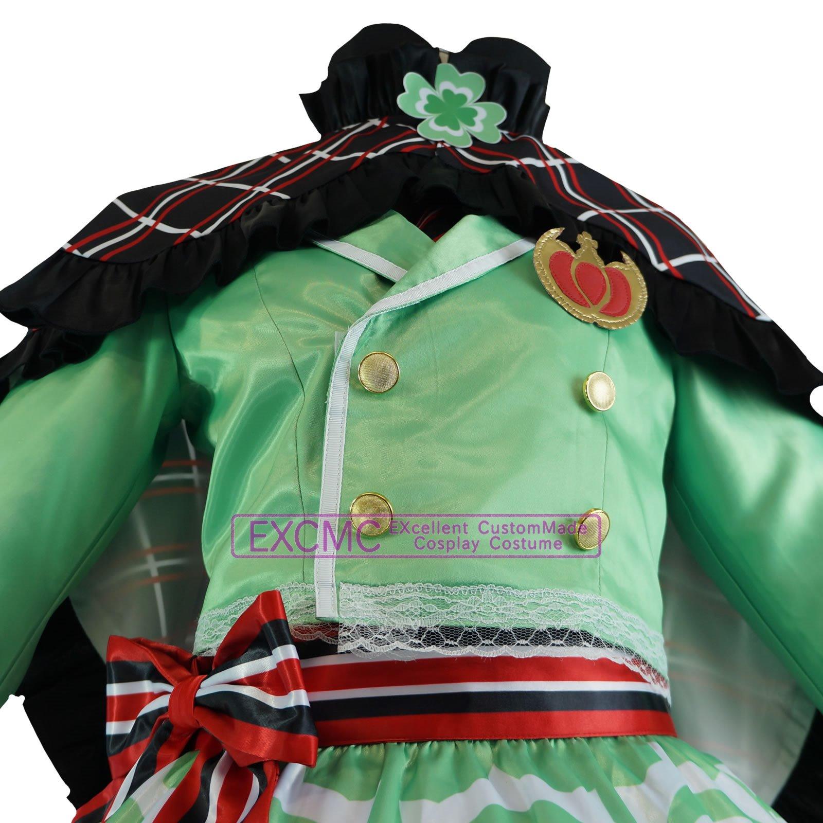 Wonderland Wars(ワンダーランドウォーズ) リン 風 コスプレ衣装5
