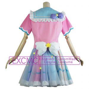 アイドルタイムプリパラ 夢川ゆい ファンタジータイムサイリウムコーデ 風 コスプレ衣装2