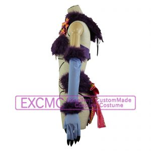 Fate Grand Order マシュ・キリエライト 概念礼装(デンジャラス・ビースト) 風 コスプレ衣装1