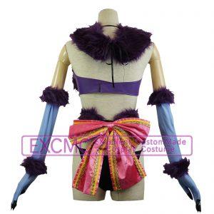 Fate Grand Order マシュ・キリエライト 概念礼装(デンジャラス・ビースト) 風 コスプレ衣装2