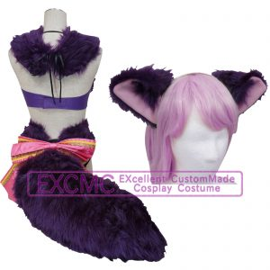 Fate Grand Order マシュ・キリエライト 概念礼装(デンジャラス・ビースト) 風 コスプレ衣装4