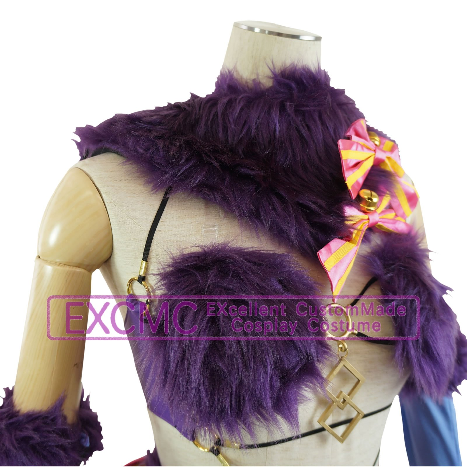 Fate Grand Order マシュ・キリエライト 概念礼装(デンジャラス・ビースト) 風 コスプレ衣装6