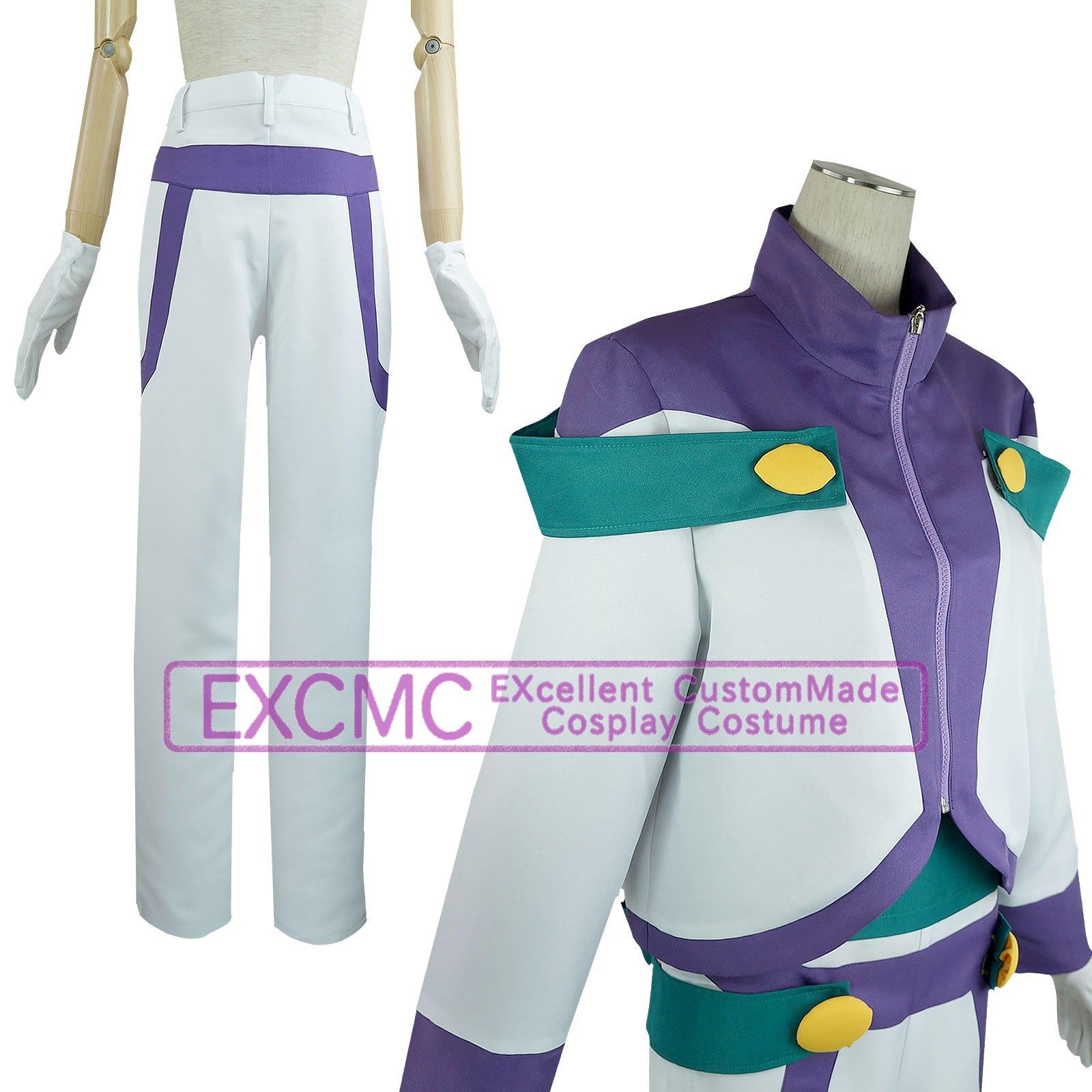 爆転シュートベイブレード2002 ゼオ 風 コスプレ衣装4