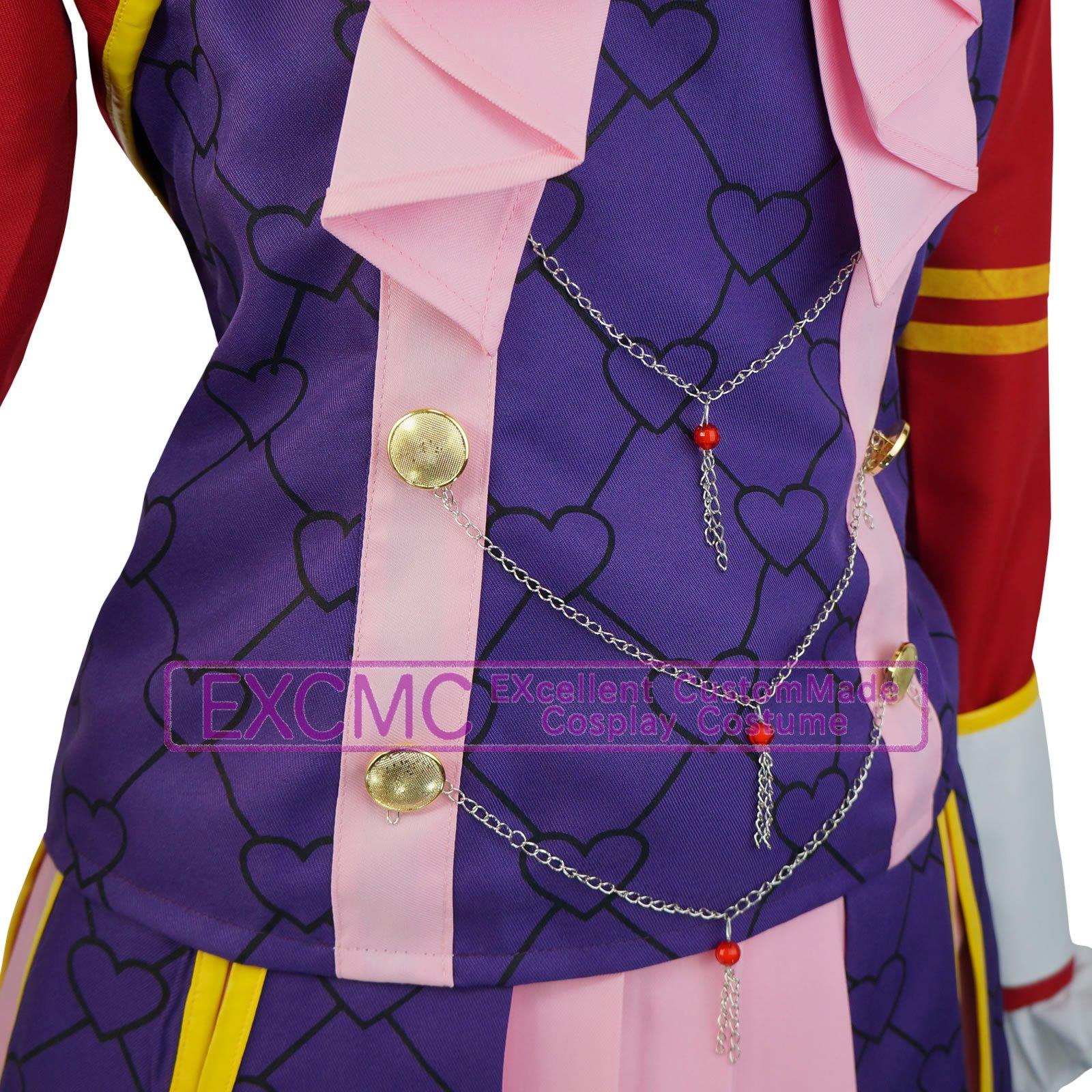 Glass Heart Princess 姫乃京子 風 コスプレ衣装7