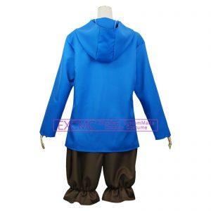 グランブルーファンタジー グラン 風 コスプレ衣装2