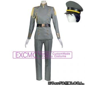 PSYCHO-PASS サイコパス 2014冬コミ限定グッズイラスト 風 コスプレ衣装