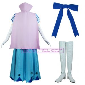 ぷよぷよクエスト グレイス 風 コスプレ衣装2