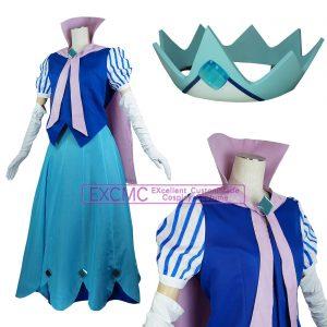 ぷよぷよクエスト グレイス 風 コスプレ衣装3