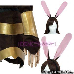 RWBY ヴェルヴェット・スカーラティーナ 風 コスプレ衣装4
