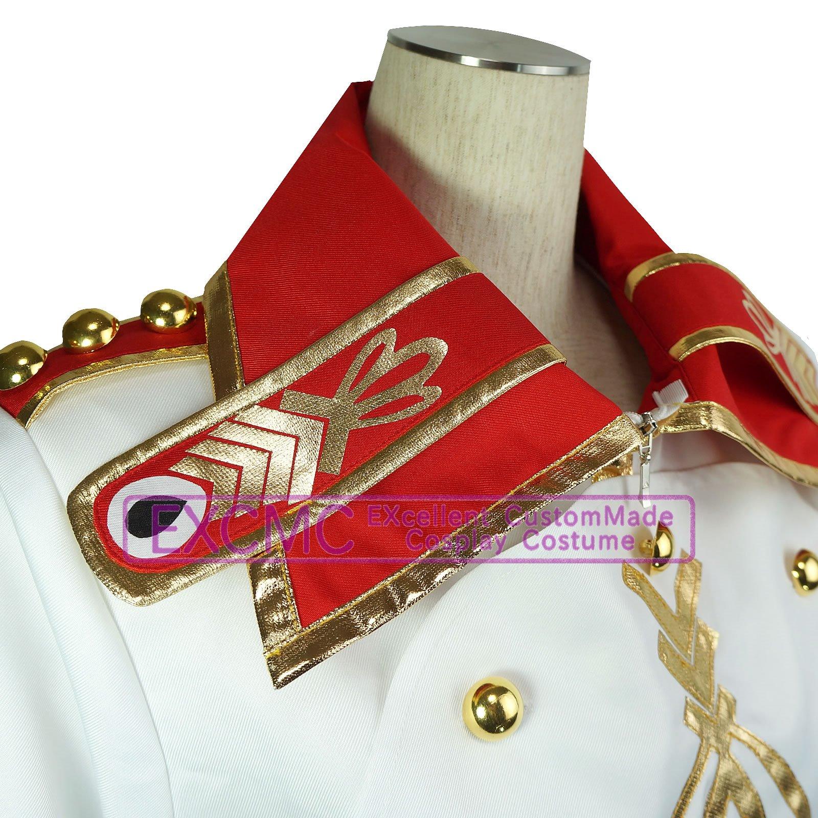 革命機ヴァルヴレイヴ_カイン・ドレッセル 風 コスプレ衣装4