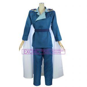 美少女戦士セーラームーン(旧アニメ版) クンツァイト 風 コスプレ衣装