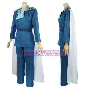 美少女戦士セーラームーン(旧アニメ版) クンツァイト 風 コスプレ衣装1