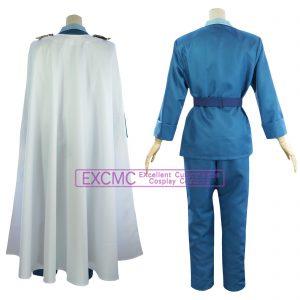 美少女戦士セーラームーン(旧アニメ版) クンツァイト 風 コスプレ衣装2