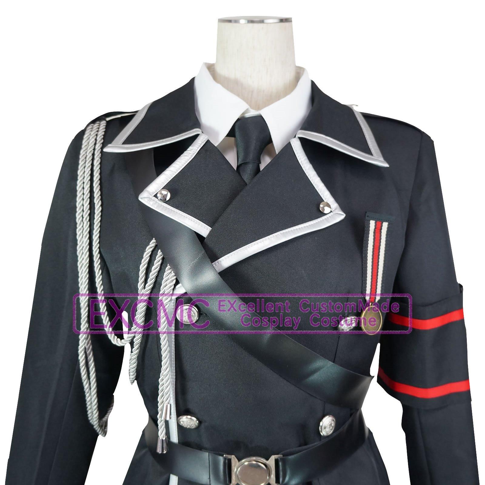 進撃の巨人 エレン イェーガー ニコ動MMD 風 衣装3