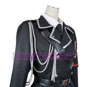 進撃の巨人 エレン イェーガー ニコ動MMD 風 衣装4