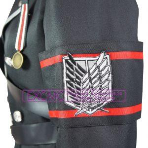 進撃の巨人 エレン イェーガー ニコ動MMD 風 衣装5