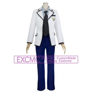 S・A(スペシャル・エー) 白選館高校 男子制服 風 コスプレ衣装