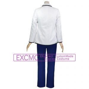S・A(スペシャル・エー) 白選館高校 男子制服 風 コスプレ衣装2