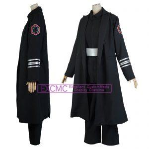 スター・ウォーズ エピソード7 フォースの覚醒 ハックス将軍 風 衣装1