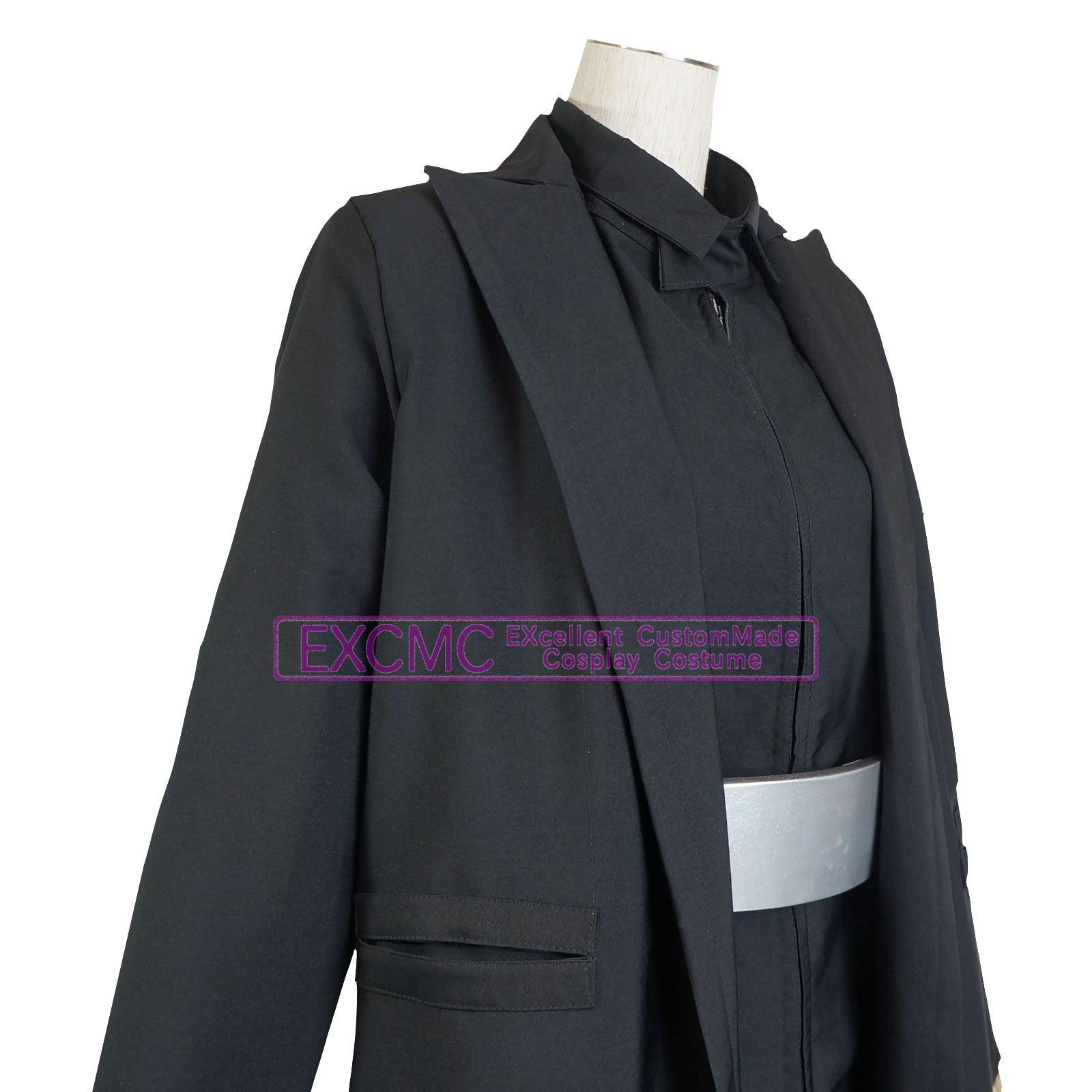 スター・ウォーズ エピソード7 フォースの覚醒 ハックス将軍 風 衣装3