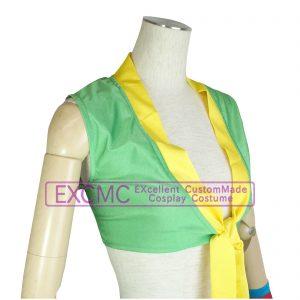 ストリートファイター5 ララ 風 コスプレ衣装3