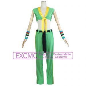 ストリートファイター5 ララ 風 コスプレ衣装