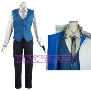 テイルズオブエクシリア2 ユリウス=ウィル=クルスニク 風 コスプレ衣装3