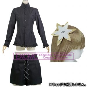 テイルズ オブ ゼスティリア アリーシャ 風 コスプレ衣装3