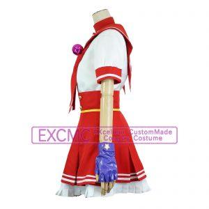 ザ・キング・オブ・ファイターズ14 麻宮アテナ 制服 風 コスプレ衣装1