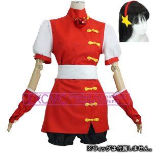 ザ・キング・オブ・ファイターズ98 麻宮アテナ 風 コスプレ衣装