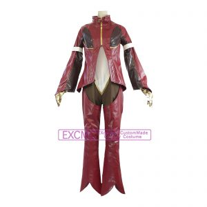ザ・キング・オブ・ファイターズ14 クーラ・ダイアモンド 風 コスプレ衣装