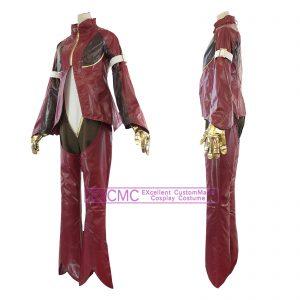ザ・キング・オブ・ファイターズ14 クーラ・ダイアモンド 風 コスプレ衣装1