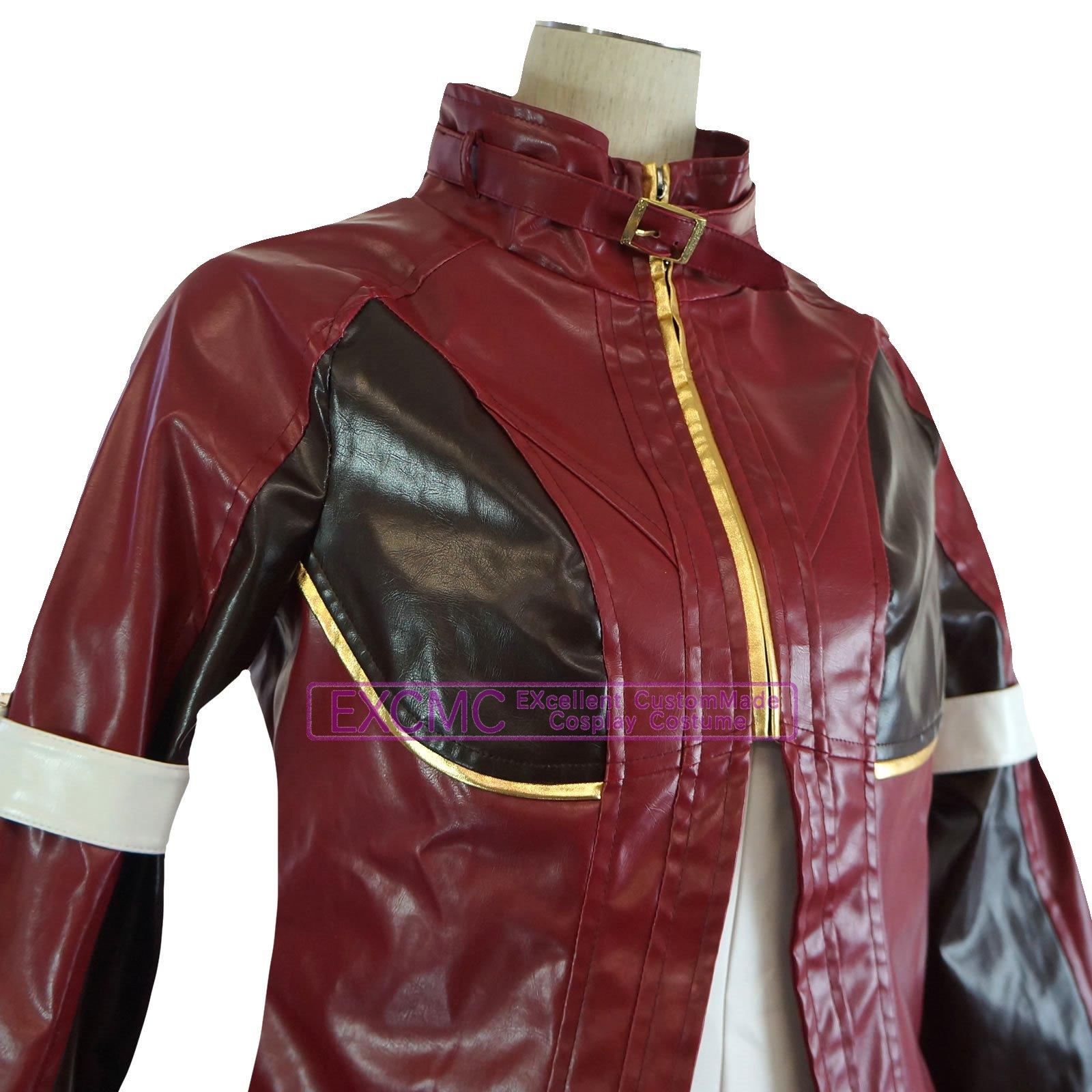 ザ・キング・オブ・ファイターズ14 クーラ・ダイアモンド 風 コスプレ衣装5