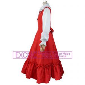 ウィル・オ・ウィスプ ハンナ 風 コスプレ衣装1