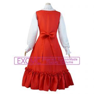 ウィル・オ・ウィスプ ハンナ 風 コスプレ衣装2