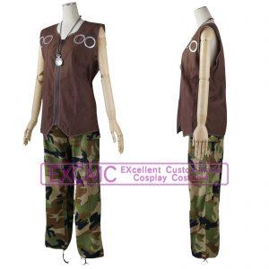 美少女戦士セーラームーンcrystal 紅のルベウス 風 衣装1
