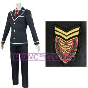 美男高校地球防衛部LOVE! 鳴子硫黄 風 コスプレ衣装3