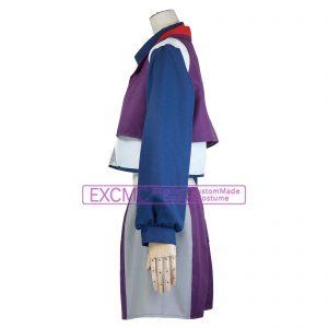 マクロスΔ(デルタ) カナメ・バッカニア ケイオス 制服 風 コスプレ衣装1