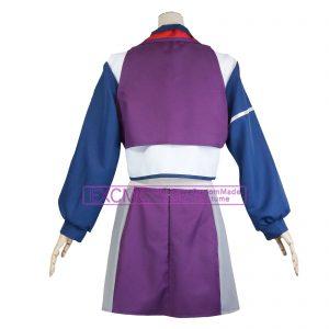 マクロスΔ(デルタ) カナメ・バッカニア ケイオス 制服 風 コスプレ衣装2