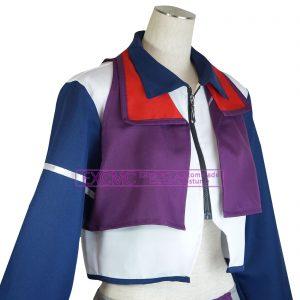 マクロスΔ(デルタ) カナメ・バッカニア ケイオス 制服 風 コスプレ衣装4