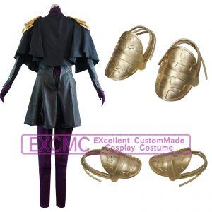 fate grand order スカサハ 第3段階 風 コスプレ衣装2