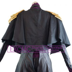 fate grand order スカサハ 第3段階 風 コスプレ衣装6